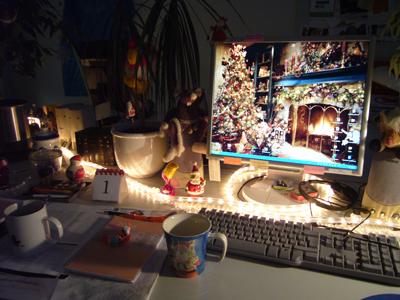 weihnachtsdeko b ro my blog. Black Bedroom Furniture Sets. Home Design Ideas